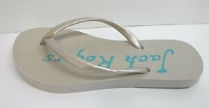 Jack Roger Size 6 Flip Flops New Womens Shoes