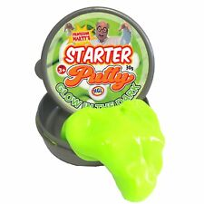Starter Putty Slime Glow in the Dark Luminous Hand Stress Reliever Fidget Toy