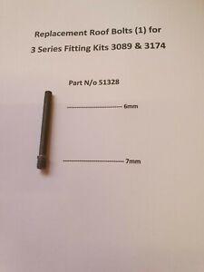 Thule 51328 Bolt M7 Thread Rod 60mm Kit