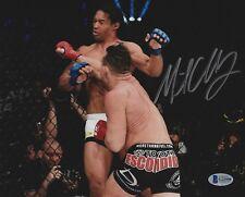 Michael Chandler Signed 8x10 Photo BAS Beckett COA Bellator Picture Autograph 90