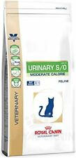 Royal Canin Veterinary Diet Cat Urinary Moderate Cal. Umc34 9kg