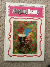 SLEEPING BEAUTY ~ FROEBEL-KAN ~ GIANT 3-D FAIRY TALE BOOKS