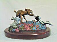 Disneyana Convention: BABMI Bronze Sculpture - Marc Davis - NLE - MIB