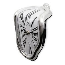 schmelzende Uhr Regal Uhr melting clock Uhren Design im Salvador Dali Stil