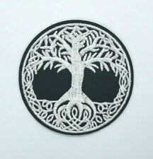 Tree of Life Sew Iron On Patches Clothes Badges Embroidered Fabric ''1823