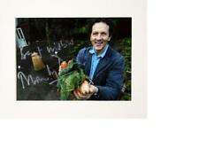 MONTY DON GARDENERS WORLD PP 10X8 MOUNTED SIGNED AUTOGRAPH PHOTO PRINT