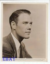 John Ridgely cleancut and handsome VINTAGE Photo
