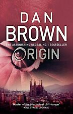 NEW Origin By Dan Brown Paperback Free Shipping