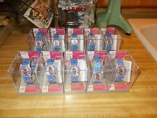 LOT OF 10 NEW OLD STOCK BARBIE WATCHES NEW IN BOX THEY ALL NEED BATTERIES!