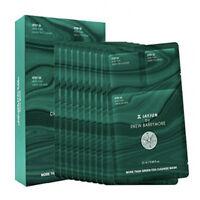 [JAYJUN] Drew Barry More Then Green-Tox 3step Mask Sheet  Korea Cosmetic (10ea)