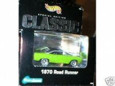 HOT WHEELS EXCLUSIVE AMES 1970 ROAD RUNNER MINT IN BOX