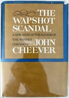 The Wapshot Scandal - John Cheever Hardcover First Edition, First Printing 1964