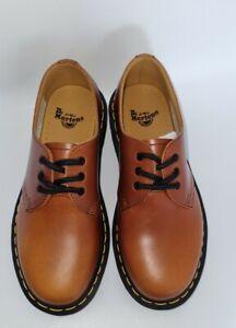 Dr.Martens 1461 Oak Analine Leather Shoes Uk4 Eu37 US6 £119