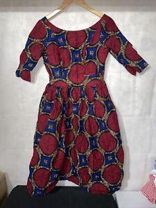 Grass Fields Dress. New No Tags Size 10