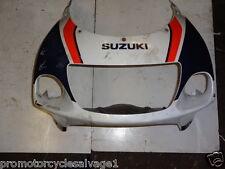 SUZUKI GSXR 750 SRAD 1996 1997 carb: phare carénage (endommagé): motocyclette d'occasion
