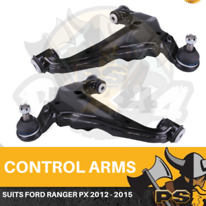 Pair Front Lower Control Arms to suit Ford Ranger PX 2012 - 2015