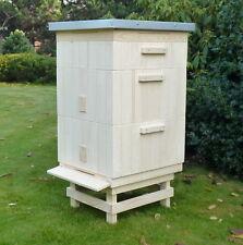 BIENENBEUTE Wielkopolski POLEN MIT VARROASCHUBLADE Bienenkasten 30 Rähmchen