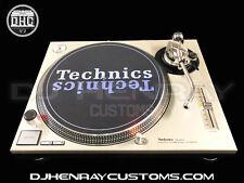 1 Original Silver Technics SL1200 mk2 fully refurbished back to factory specs