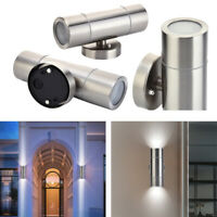 Double Headed LED Wall Lamp Home Sconce Bar Porch Wall Decor Ceiling Light New