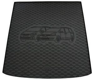 Kofferraumwanne für VW Sharan 2 Seat Alhambra 10- Laderaumwanne Gummiwanne Motiv