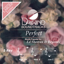 Ed Sheeran & Beyonce - Perfect -  Accompaniment/Performance Track - New