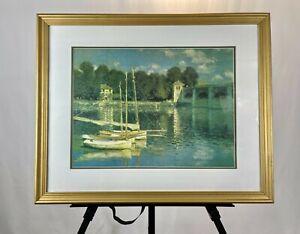 LAFFICHE ILLUSTREE Monet 0030993 Impression artistique en offset sur papier 300 g 80 x 60 cm.
