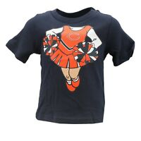 Chicago Bears Official NFL Team Apparel Baby Infant Girls Size T-Shirt New Tags
