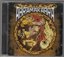 ABRAMAKABRA - the imaginarium CD