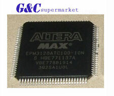 5PCS IC EPM3128ATC100-10N TQFP100 ALTELR  NEW GOOD QUALITY