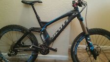 M Scott Genius LT 10 Enve carbon full suspension Fox talas 36 180/185mm  xtr xx