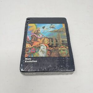 Malo Evolution 8-Track Cartridge Tapes Latin Music Sealed New Old Stock Rare NOS