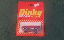 DINKY TOYOTA CELICA ST - No 105 RED MINT HONG KONG + OPENED BLISTER PACK - 1980