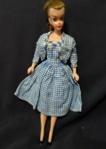 Vintage 1960s Plastic Doll Barbie Bild Lilli Clone Hong Kong Unbranded lose head