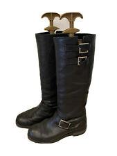 Jimmy Choo Biker Boots_UK 5_EU 38