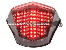 2009-2017 Yamaha FZ6R FZ6-R CLEAR INTEGRATED Turn Signal LED Tail Light