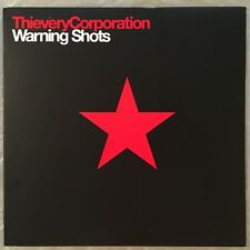 "THIEVERY CORPORATION - Warning Shots - 12"" Single - (Vinyl LP) ESL084"