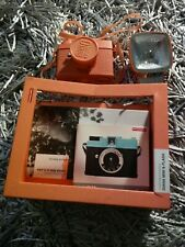 Lomography diana mini. Orange. Barely used