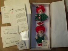 Mini Jingles & Belle Christmas from the Marie Osmond Christmas Collection Nrfb