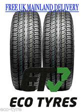 2X Tyres 235 75 R15 105T House Brand SUV E C 72dB 4X4