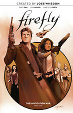 Joss Whedon's Firefly Tpb Unification War Part One Softcover Graphic Novel