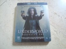 UNDERWORLD AWAKENING Blu-Ray SteelBook NEW&SEALED Kate Beckinsale Scott Speedman