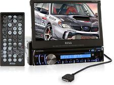 "Boss BV9986BI Single-Din Bluetooth DVD Multimedia Car Stereo w/ 7"" Touchscreen"