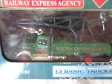 Imex 1:87 Scale Die Cast Railway Express Agency Service Crane Truck