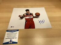 Kelly Oubre Jr Wizards Suns Autographed Signed 8X10 Photo Beckett COA