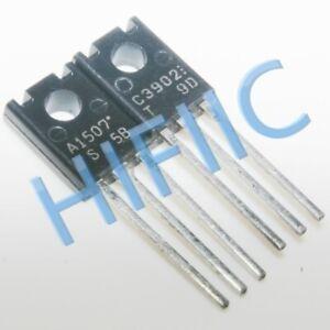 1Pairs 2SA1507 2SC3902(A1507 C3902) Transistor TO126