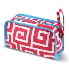 Neceseres, cajas y maletines de maquillaje azul sin marca