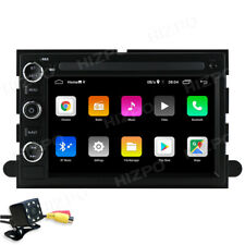 Car Radio Stereo For FORD F150 Focus Expedition Bluetooth touchscreen GPS NO DVD