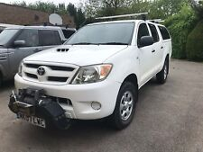 Toyota Hilux Double Cab, Pick Up, Tow Bar, 4x4, Diesel, Air Con, WINCH, NO VAT