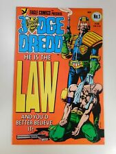 Judge Dredd #1 VF- condition Huge auction going on now!