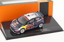 Ford fiesta R5 Rallye Monte Carlo 2018 Camilli 1 43 Ixo RAM 668